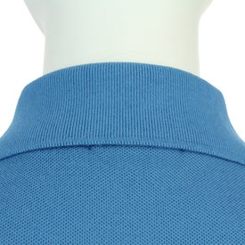 Monogrammed Madera Short Sleeve Polo Shirt by TRIMARK
