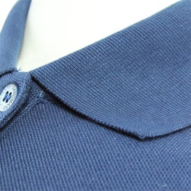Branded Madera Short Sleeve Polo Shirt by TRIMARK