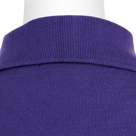 Madera Short Sleeve Polo Shirt by TRIMARK for Promotion