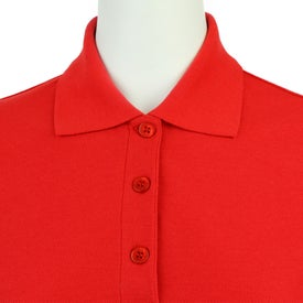 Customized Madera Short Sleeve Polo Shirt by TRIMARK