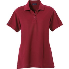 Madera Short Sleeve Polo Shirt by TRIMARK (Women's)