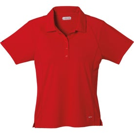 Manyara Short Sleeve Polo Shirt by TRIMARK (Women's)