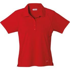 Manyara Short Sleeve Polo Shirt by TRIMARK (Women's)