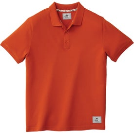 Promotional Men 39 S Mapleton Roots73 Short Sleeve Polo Shirt