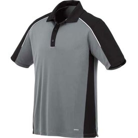 Imprinted Martis Short Sleeve Polo Shirt by TRIMARK