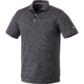Puma Heather Polo by TRIMARK (Men's)
