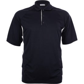 Promotional Mitica Short Sleeve Polo Shirt by TRIMARK