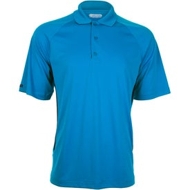 Monogrammed Mitica Short Sleeve Polo Shirt by TRIMARK