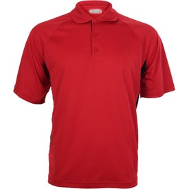 Mitica Short Sleeve Polo Shirt by TRIMARK with Your Logo