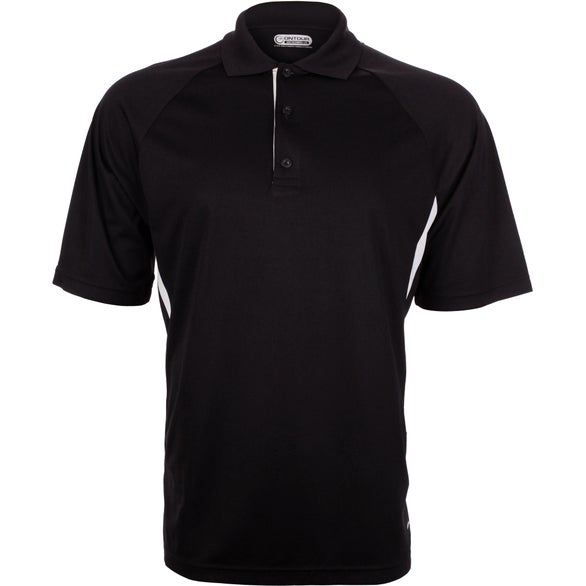 Mitica Short Sleeve Polo Shirt by TRIMARK