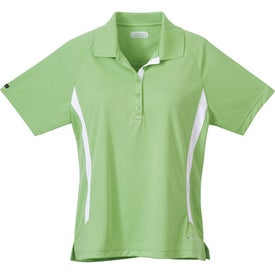 Logo Mitica Short Sleeve Polo Shirt by TRIMARK