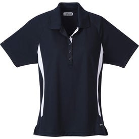 Printed Mitica Short Sleeve Polo Shirt by TRIMARK