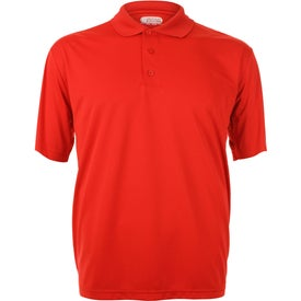 Moreno Short Sleeve Polo Shirt by TRIMARK for Marketing