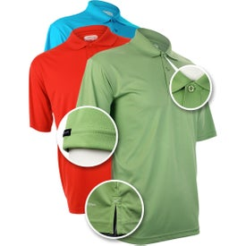 Moreno Short Sleeve Polo Shirt by TRIMARK (Men's)