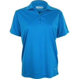 Moreno Short Sleeve Polo Shirt by TRIMARK Branded with Your Logo