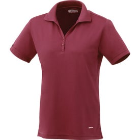 Imprinted Moreno Short Sleeve Polo Shirt by TRIMARK