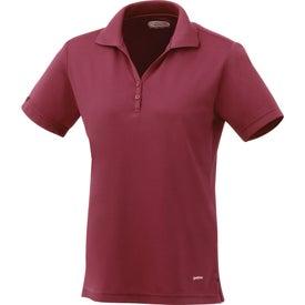 Imprinted Moreno Short Sleeve Polo Shirt by TRIMARK