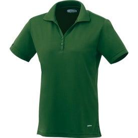 Branded Moreno Short Sleeve Polo Shirt by TRIMARK