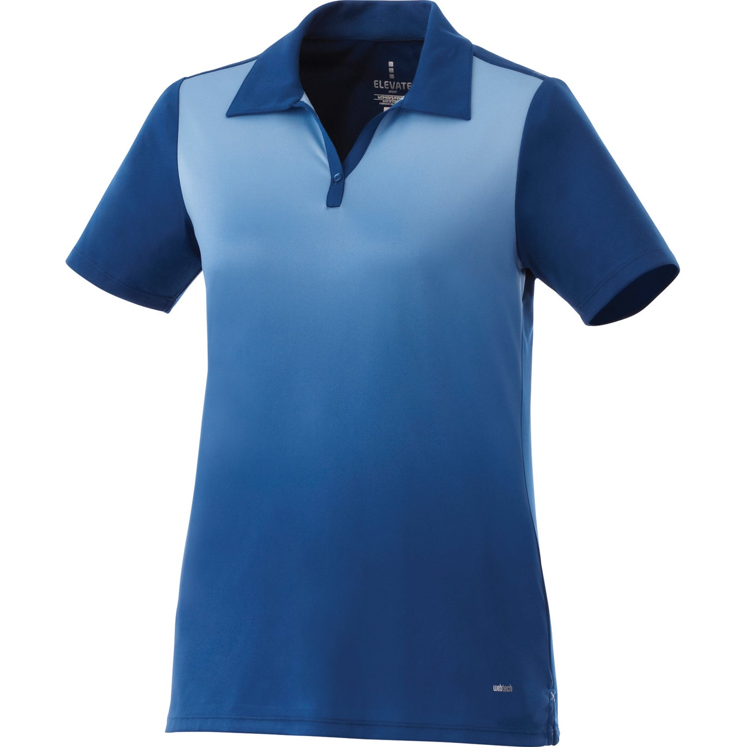Next short sleeve polo shirt by trimark women 39 s for Quality polo shirts with company logo