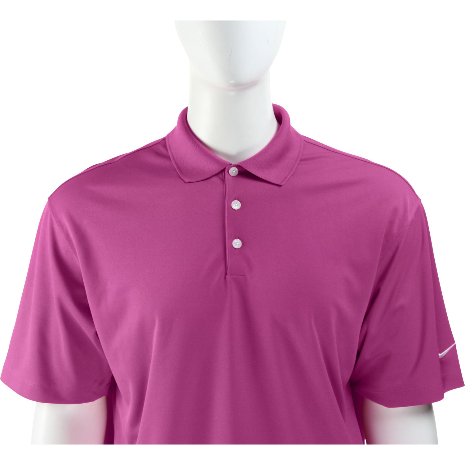 NIKE GOLF Dri-FIT Micro Pique Polo Shirt (Laser Engraved ...