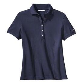 Promotional NIKE GOLF Ladies Pique Knit Sport Shirt