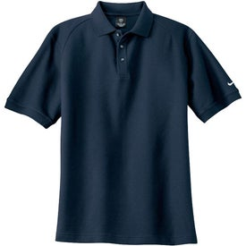 NIKE GOLF Pique Knit Sport Shirt with Your Logo