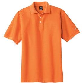 NIKE GOLF Pique Knit Sport Shirt for Marketing