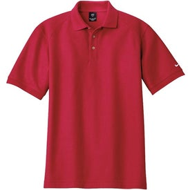 NIKE GOLF Pique Knit Sport Shirt Branded with Your Logo