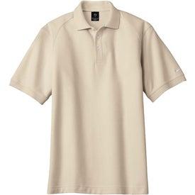 Customized NIKE GOLF Pique Knit Sport Shirt