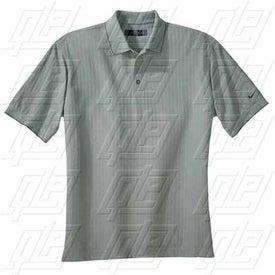 NIKE GOLF Dri-FIT Textured Sport Shirt