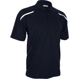 Nyos Short Sleeve Polo Shirt by TRIMARK for Your Company
