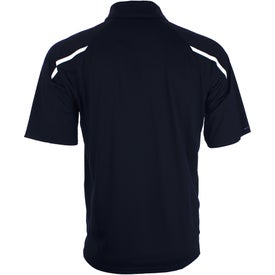 Customized Nyos Short Sleeve Polo Shirt by TRIMARK