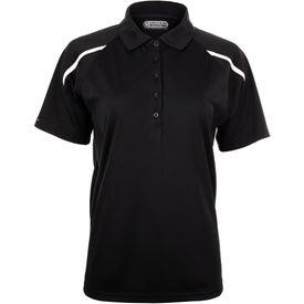 Customized Nyos Short Sleeve Polo Shirt by TRIMARK