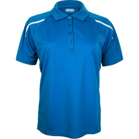 Monogrammed Nyos Short Sleeve Polo Shirt by TRIMARK