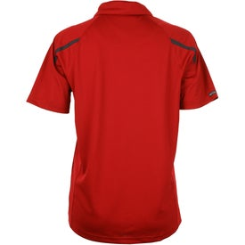 Custom Nyos Short Sleeve Polo Shirt by TRIMARK