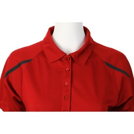 Nyos Short Sleeve Polo Shirt by TRIMARK Giveaways