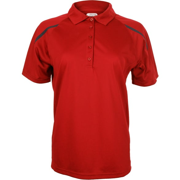 Nyos Short Sleeve Polo Shirt by TRIMARK