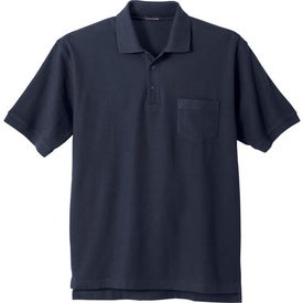 Orson Short Sleeve Polo Shirt by TRIMARK with Your Logo
