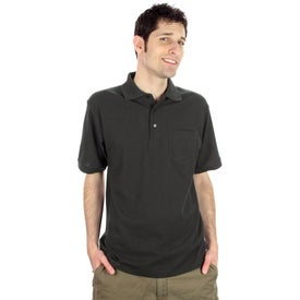 Orson Short Sleeve Polo Shirt by TRIMARK for Advertising