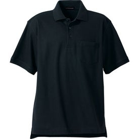 Custom Orson Short Sleeve Polo Shirt by TRIMARK