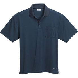 Custom Pico Short Sleeve Polo with Pocket by TRIMARK