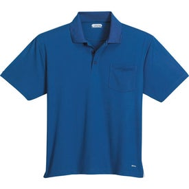 Pico Short Sleeve Polo with Pocket by TRIMARK for Your Church