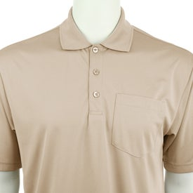 Pico Short Sleeve Polo with Pocket by TRIMARK Giveaways
