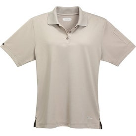 Pico Short Sleeve Polo with Pocket by TRIMARK with Your Logo