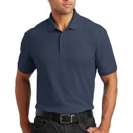 Port Authority Core Classic Pique Polo Shirt (Men's, Colors)