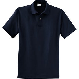 Port and Company 6.1-Ounce Jersey Knit Sport Shirt with Your Logo