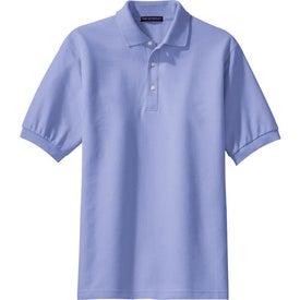 Port Authority 100% Pima Cotton Sport Shirt for Your Organization