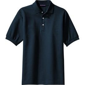 Personalized Port Authority 100% Pima Cotton Sport Shirt