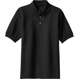 Port Authority 100% Pima Cotton Sport Shirt Imprinted with Your Logo