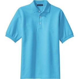 Port Authority 100% Pima Cotton Sport Shirt